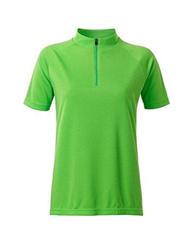 verde Jersey mujer lima para ciclismo Jersey 2store24 de 4wqA6qa