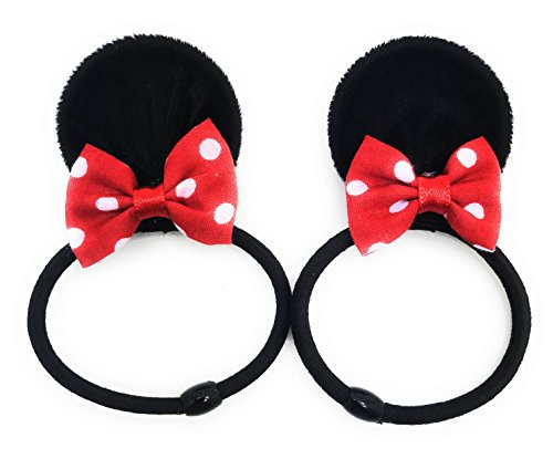 Daisy From Mickey Mouse Halloween Costume (MeeTHan Mickey Mouse Minnie Mouse Ears Headbands Costume Accessory :M2 (MC Band))
