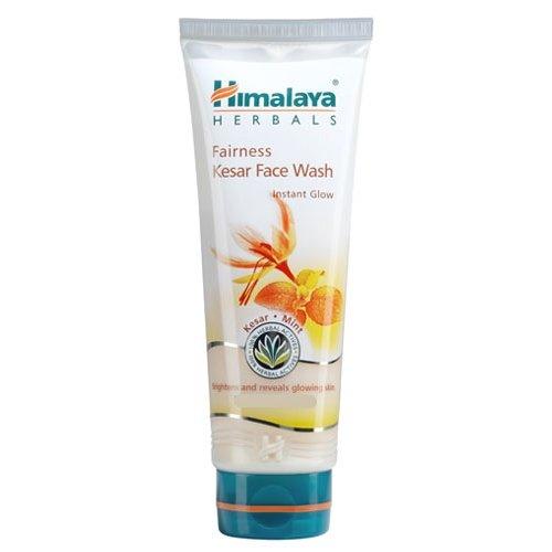 Himalaya Herbals Fairness Kesar Face Wash   50ml   Pack of 2