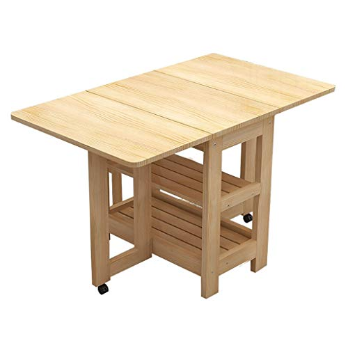 Dining Table With Leaf Storage