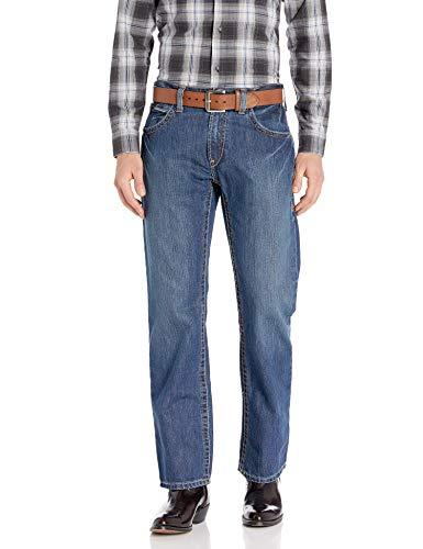 Ariat Men's Flame Resistant M5 Slim Fit Straight Leg Jeans