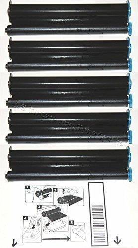 Philips PFA 322 Philips PFA 324 5x Inkfilm kompatibel mit Philips Magic 2 Voice//Philips Magic 2 Vox//Philips Magic 2 Xalio//Philips PFA 321