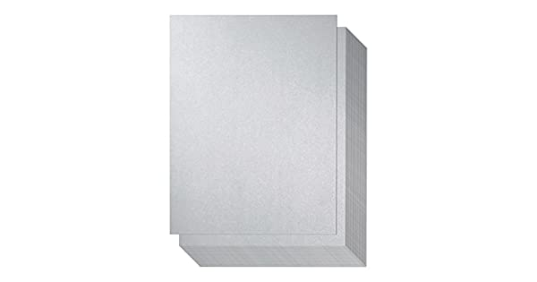 Amazon.com: Shimmer Paper 96-Pack papel metálico, doble cara ...