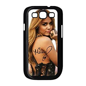 Top Samsung Case, Miley Cyrus Samsung Galaxy S3 I9300 Case Cover New Style,Best Samsung Case 2s289