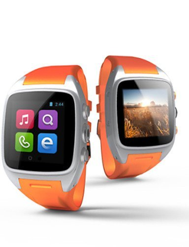 Ordro® SW16 original: Android 4,4 inteligente Reloj 3G, Wi ...