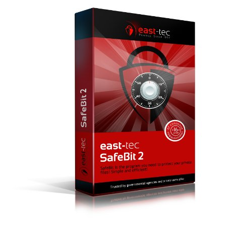 East Tec Safebit  Encrypt And Hide Any Folder  Protect Valuable Data From Keyloggers  Viruses And Trojans
