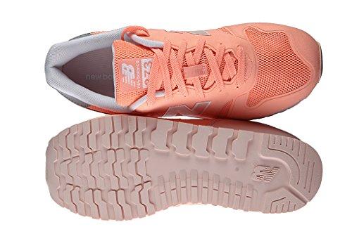 Kd373cry – Unisex Balance Sneaker New 001 Bambini Mehrfarbig orange 7wqS5xg