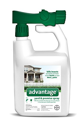 Flea and Tick Yard and Premise Spray 32 oz Advantage