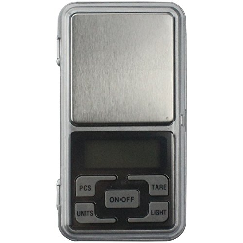 Funshowcase Mini Electronic Scale for Resin Epoxy - Scale Resin Cast