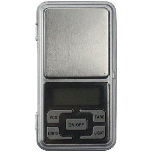 - Funshowcase Mini Electronic Scale for Resin Epoxy Measuring