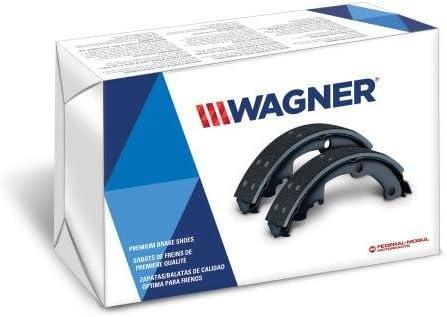 Wagner Z1046 Brake Shoe Set 1 Pack