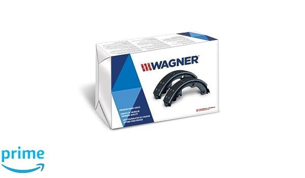 Wagner Z871 Brake Shoe
