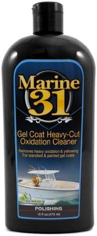 Marine 31 Gel Coat Heavy-Cut Oxidation Cleaner