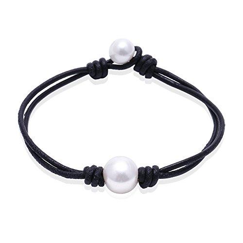 Single Pearl Bracelet - 1