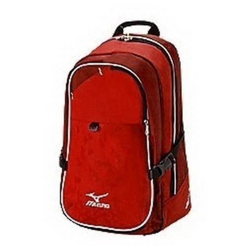 Mizuno Swagger Bat Pack (Red, 20x11x9-Inch) by Mizuno