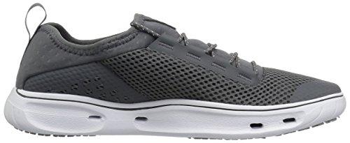 Under Armor Mens Kilchis Sneaker Rhino Grey (076) / Bianco