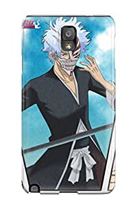 High Impact Dirt/shock Proof Case Cover For Galaxy Note 3 (death Note Bleach Naruto: Shippuden Gintama Parody Anime Crossovers)