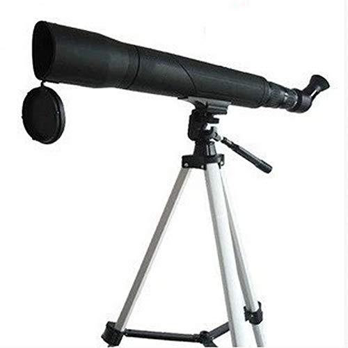 TJSCY Astronomical Telescope, 25-75X60 High-Definition Viewing/Astronomical Telescope with Bracket, Suitable for Outdoor, Beginners, Children, Gifts