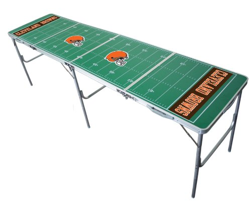 Cleveland Browns 2x8 Tailgate Table by Wild Sports