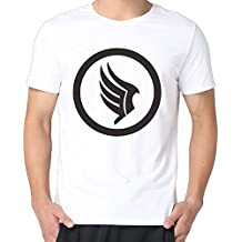 Mass Effect Video Game Wallpapers Man's 100% Cotton Tshirt White