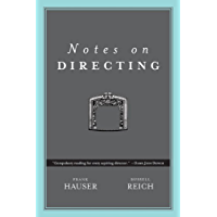 Notes on Directing: 130 Lessons in Leadership from the Director's Chair (English Edition)