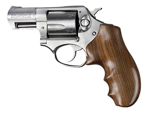 Hogue-Ruger-Sp101-Pau-Ferro-Premium-Wood-Grips