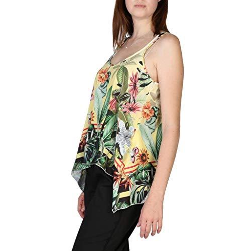 Top Rinascimento Mujer 15907 002 Amarillo OBOqS7X