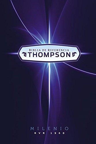 Biblia de referencia Thompson Milenio RVR 1960 con Indice (Spanish Edition) [Zondervan] (Tapa Dura)