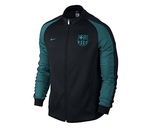 Nike Herren Tiempo Mystic V IC Fußballschuhe Schwarz