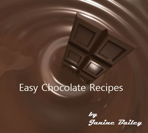 Easy Chocolate Recipes: Cupcakes, Muffins, Sweets and so much more