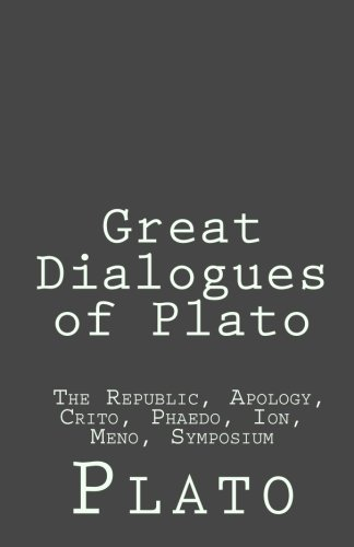 an analysis of platos dialogue apology One of plato's dialogues, the apology (like all works by plato) takes place in   work, discussing the significance of truth in ethics and the real meaning of death.