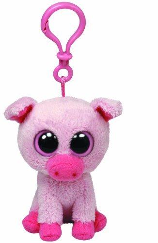Ty Beanie Boos - Corky-Clip the Pig by Ty Beanie Boos