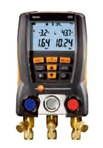 - Testo 0560 0550 Digital Manifold Meter, 2.5
