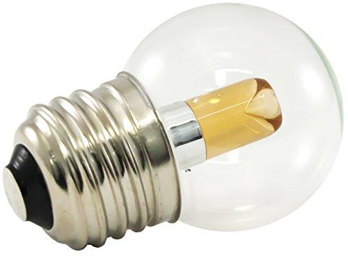 American Lighting PG40-E26-XWW Dimmable LED G40 Globe Lig...