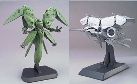 Stardust Memory Final Satge - Gundam GP03 Vs NEUE Ziel 1/400 Scale Model Kits - Stardust Mix
