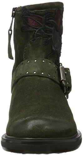 Mjus Militari 544265 Verde 6214 Stivali Donna 0201 alga r8rAv