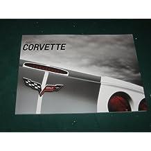 2013 Chevy Corvette Deluxe Sales Brochure