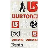 BURTON(バートン)ステッカー シート no01