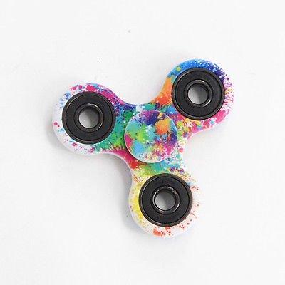 [G.MD Graffiti 3D Fidget Hand Finger Spinner EDC Focus Stress Reliever Toys] (Homemade Kids Soldier Costumes)