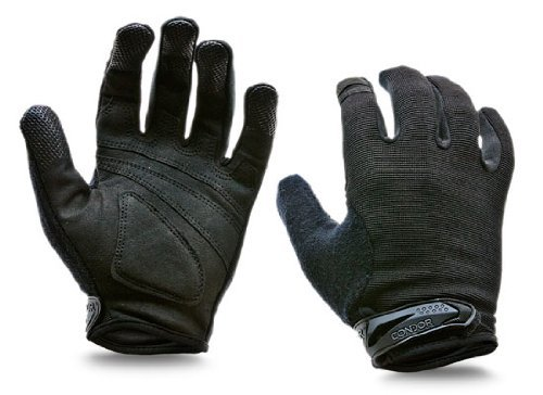 Condor Men's HK228 Shooter Glove Sage / Black size S by Condor Outdoors