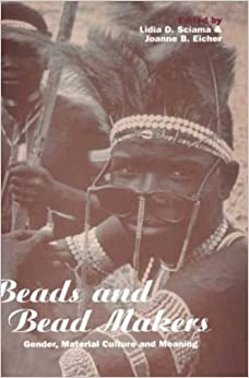 Book Beads and Bead Makers: Gender, Material Culture and Meaning (Cross-cultural Perspectives on Women)