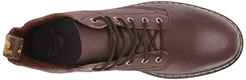 Martens bariloche Boot Brown Horton Vancouver Chocolate Fashion Synthetic Dr dark Men's Brown UxwqAfqR