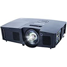 InFocus IN112XV Presentation Projector, DLP SVGA 3500 Lumens 3D Ready HDMI