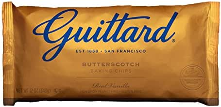 Baking Chips & Chocolate: Guittard Butterscotch Baking Chips