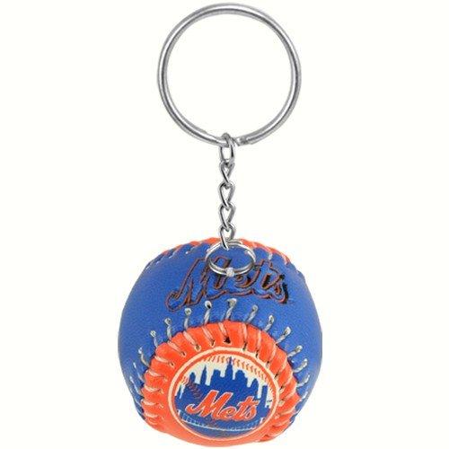 (FOCO MLB New York Mets Team Image Ball Keychain, One Size, Team)
