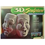 3D Sculpture Puzzle The Masks of Comedy and Tragedy