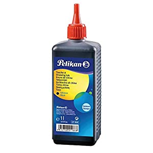 Pelikan 211664 - Tinta, color negro