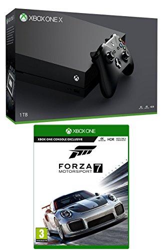 Xbox One X (1TB) + Forza Motorsport 7