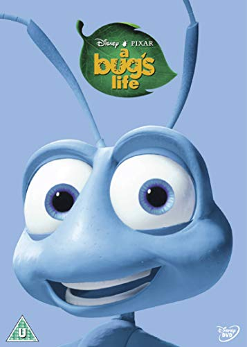 A Bug's Life [Region 2] [Region2] Requires a Multi Region Player ()