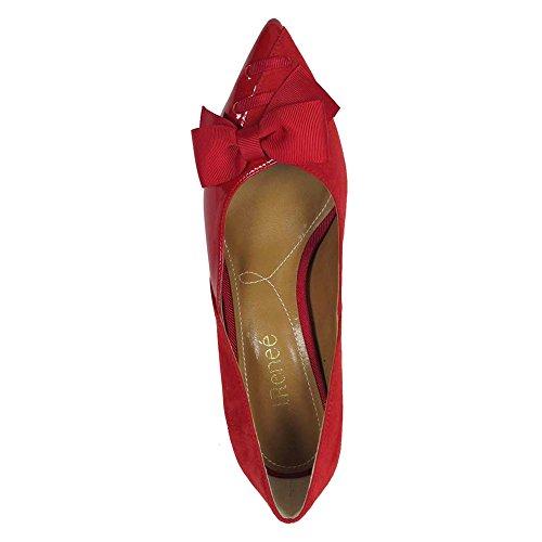 J. Renee Mujeres Machealle Red
